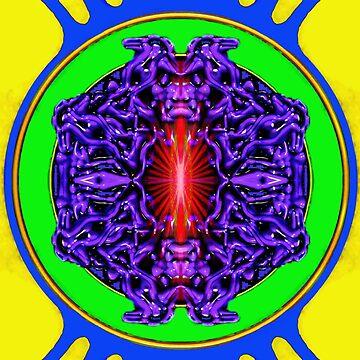 Rainbow Son God by JLHDesign