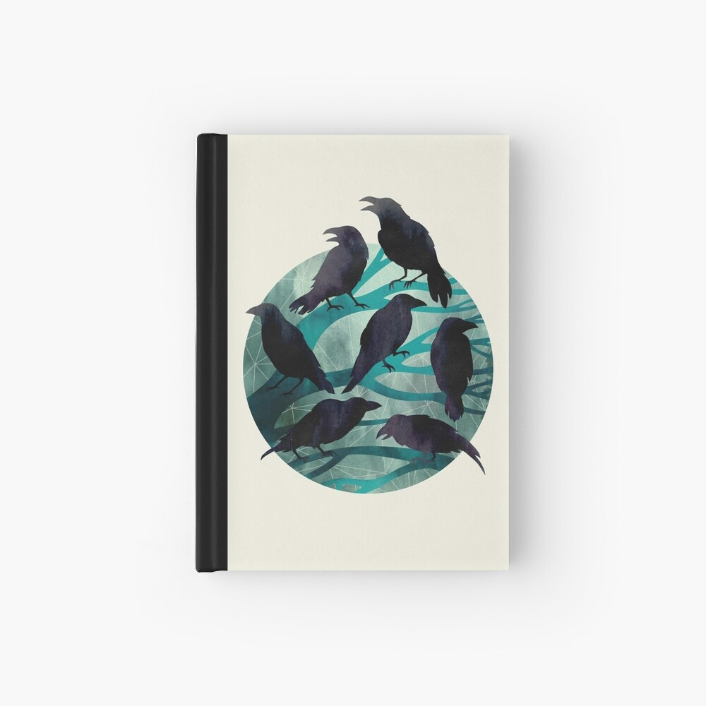 The Gathering Hardcover Journal