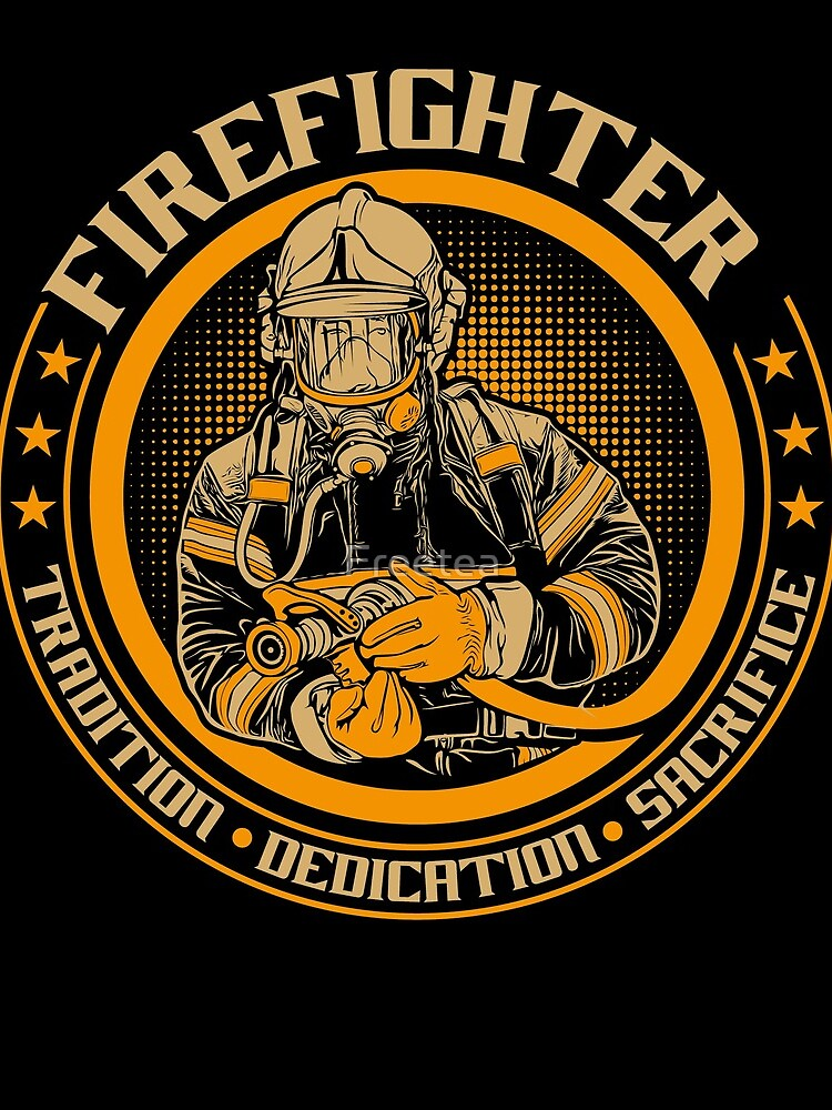 Firefighter by tradition by Freetea