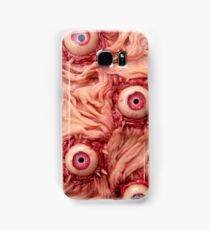 Pink eye Samsung Galaxy Case/Skin