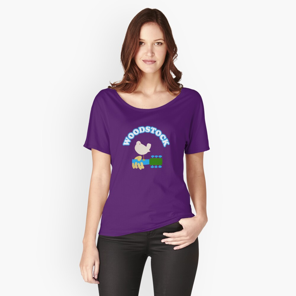 Woodstock 1969 Relaxed Fit T-Shirt