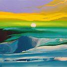 Above The Horizon 9 by Jacob Jugashvili