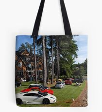 Adult Playground Tote Bag