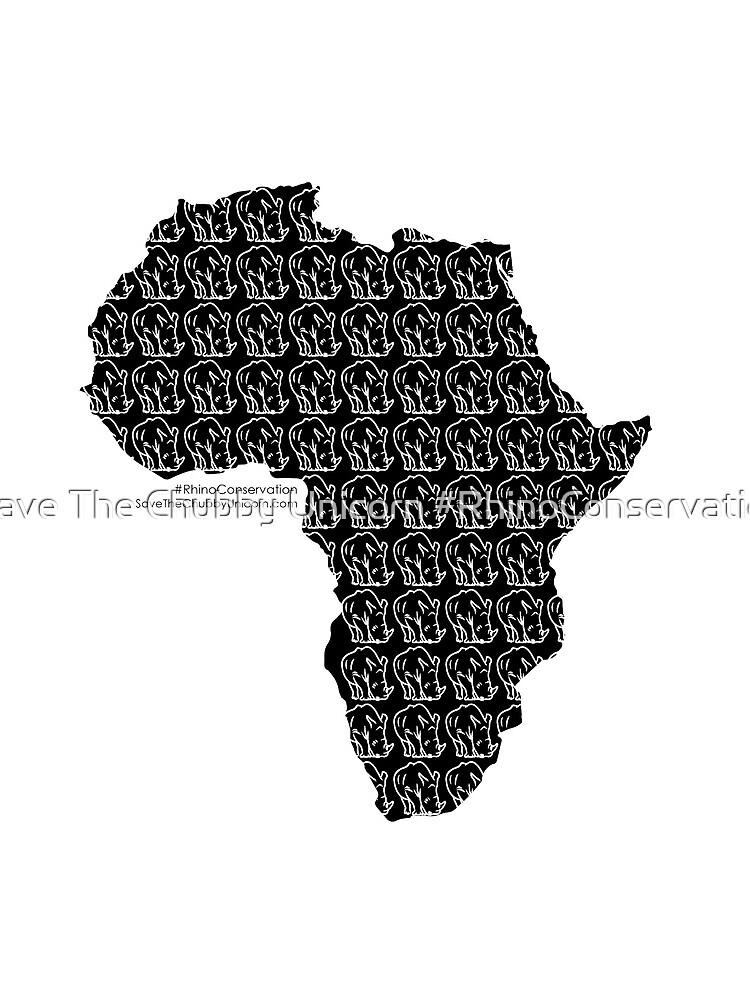 Save The Chubby Unicorn Africa by everymedia