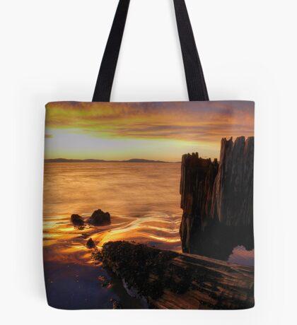 Sunrise at Lauderdale Tote Bag