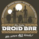 Droid Bar by DoodleDojo