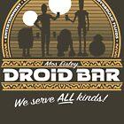 Droid Bar by DoodleDojo