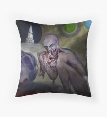 LUNAS Throw Pillow