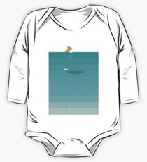 The Whale One Piece - Long Sleeve