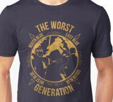 One Piece - The Worst Generation Unisex T-Shirt