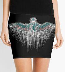 Phoenix Person Mini Skirt