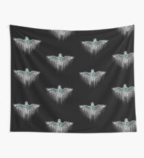 Phoenix Person Wall Tapestry
