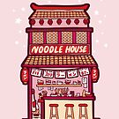Noodle House by evannave