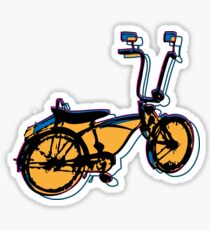 Lowrider Bicycle Stickers | Redbubble