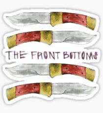 Talon of the Hawk - The Front Bottoms  Sticker