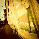 He Went That Way! - Portland, Oregon by KeriFriedman