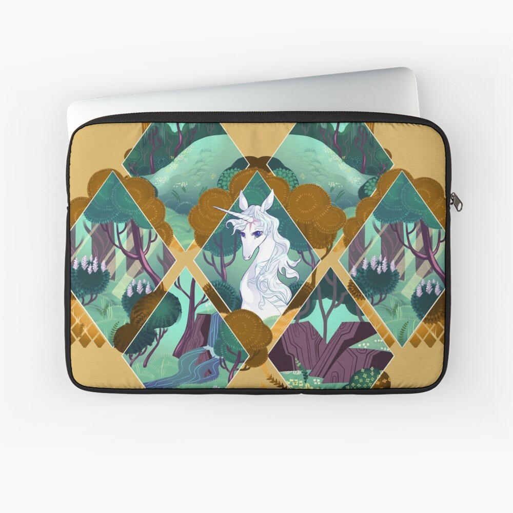 I Know You Laptop Sleeve