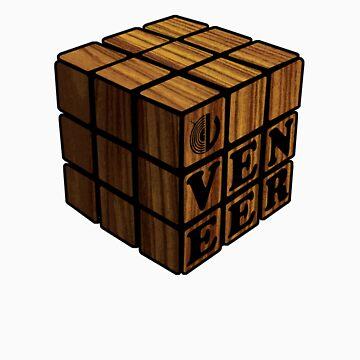 VENEER CUBE by veneer
