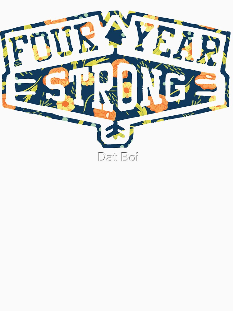 Four Year Strong logo 1 by suburbanavenger