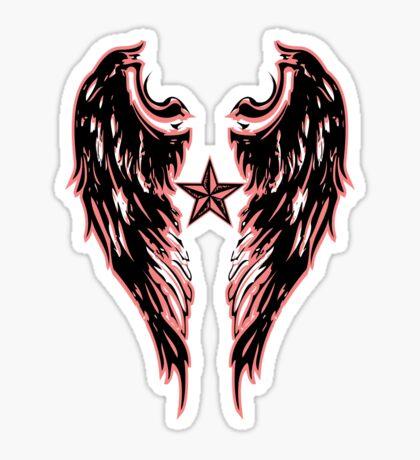 Angel Wings Sticker