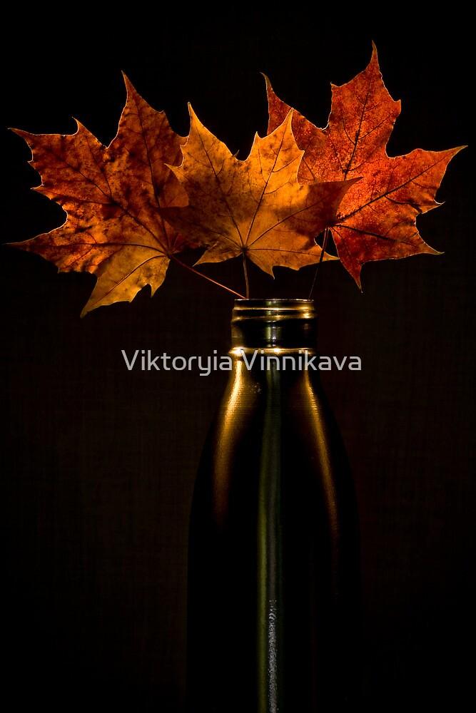 Autumn nostalgia  by Viktoryia Vinnikava