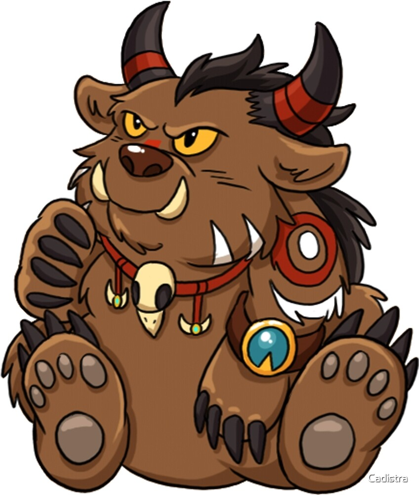 how to get bear skins guardian druid