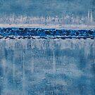 Blue horizon by Elaine Davoren