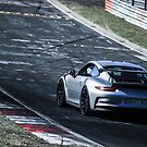 Porsche GT3.RS (991) on the Nürburgring Nordschleife by BridgeToGantry