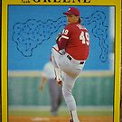 466 - Tommy Greene by Foob's Baseball Cards