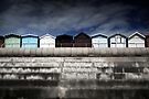 Small Huts, Big World by Andy Freer
