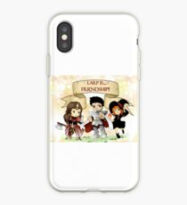 LARP IS... iPhone Case