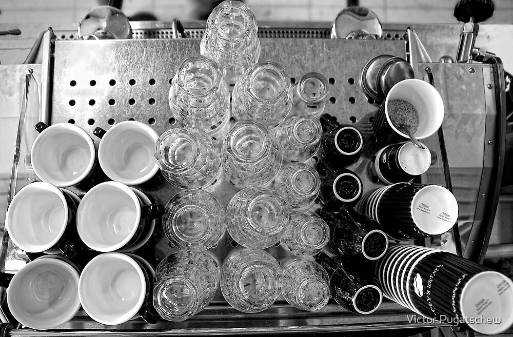 Dizy Coffee by Victor Pugatschew