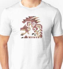 Rathion Pink Monster Hunter Print T-Shirt