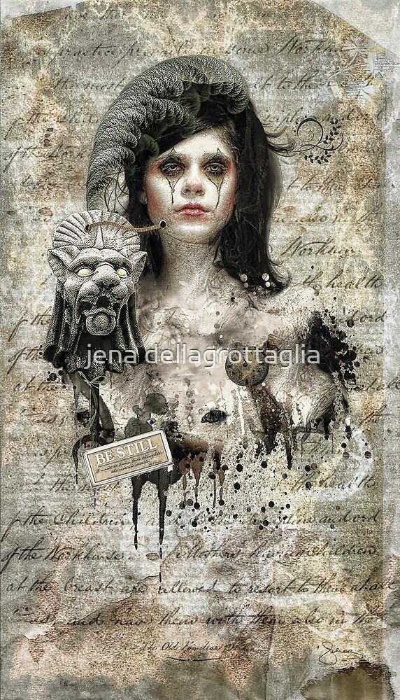 Be Still -Living Dead Girl by Jena DellaGrottaglia