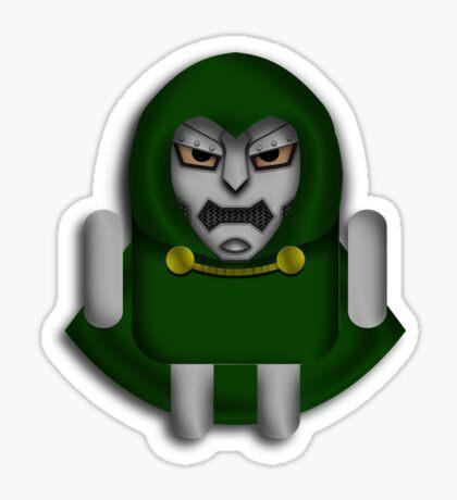 DoomDROID Sticker