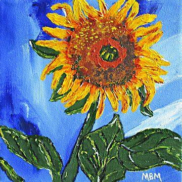 Hello Sunshine by marymirabalart