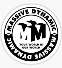 Massive Dynamic Sticker