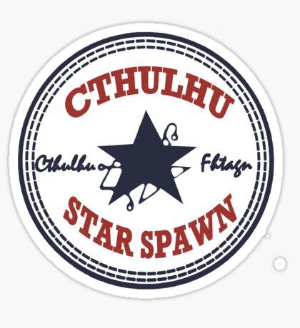 Cthulhu Star Spawn Sticker