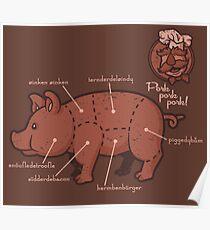 Pork Pork Pork Poster
