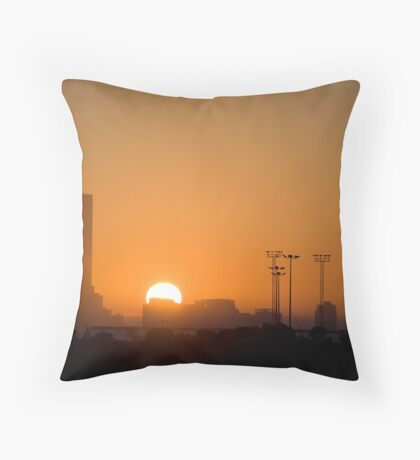 Thermo nuclear  Throw Pillow