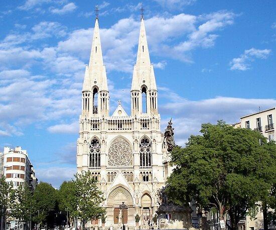 The Reformed Church or Eglise des Réformés de Marseille by daffodil