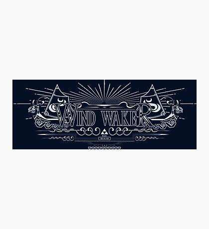 Wind Waker Photographic Print