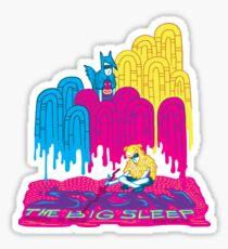 The Big Sleep @ SXSW Sticker