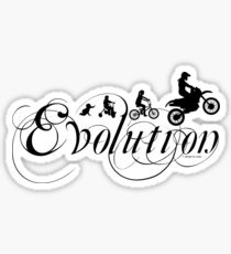 Evolution Womens Off-Road  Sticker