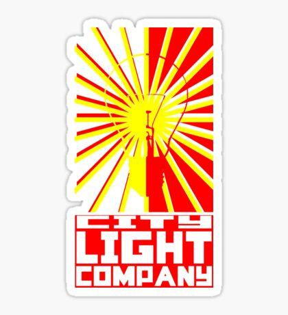 Night Watch: City Light Company Sticker