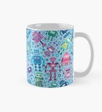 I Love Robots Classic Mug