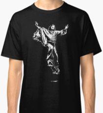 Ollie Christ (white on dark Tee) Classic T-Shirt