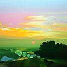 Abandoned Sky 4 by Jacob Jugashvili