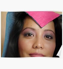 (571) Placemat hat Poster