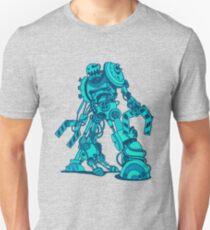 Robot Sketch T-Shirt